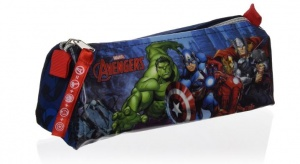 Avengers Single Zip Filled Pencil Case