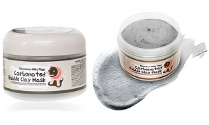 Carbonated bubble clay mask (100g)