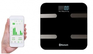 Bluetooth Bodypro digital scale