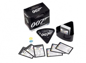 Trivial Pursuit Game - James Bond