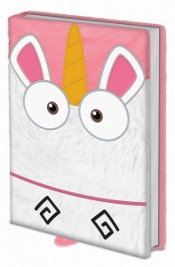 Despicable Me (It's So Fluffy!) A5 Premium Notebook