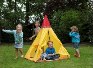Wild West Wigham Play Tent - TY585