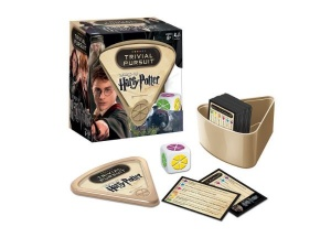 Trivial Pursuit Game - Harry Potter