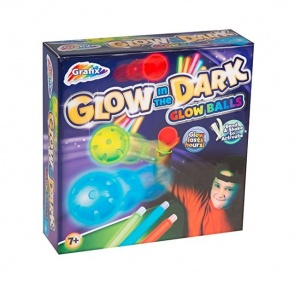 Glow in the Dark Glow Balls