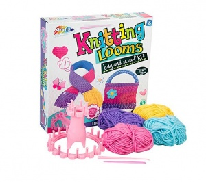 Knitting Looms - Bag and Scarf Kit