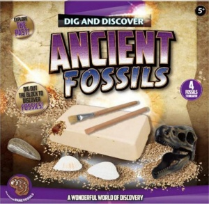 Grafix Dig and Discover Ancient Fossils