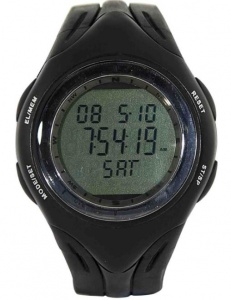Speed and distance system watch