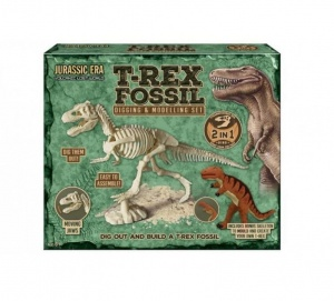 T-Rex Fossil Digging and Modelling Set - TY9038
