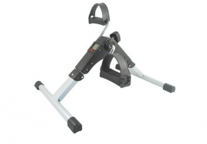 Foldable mini exercise bike