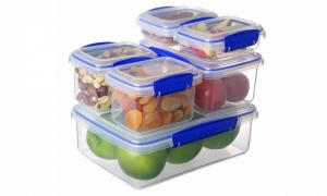 Sistema Multipack Klip It Storage Containers