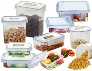 BPA Free Super Locked Food Containers Set of 10