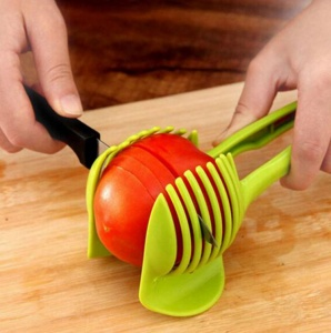 Fruit and Vegtable Holder/Slicer