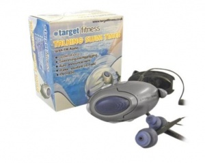 Target Fitness swim timer with FM radio