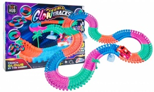160pc Flexible Glow Tracks