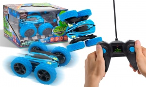 16cm Remote Control Double Sided Stunt Car