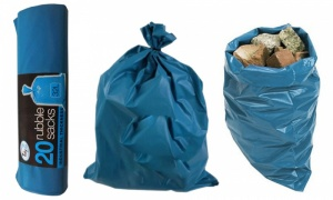 Industrial Rubble Sacks 32L