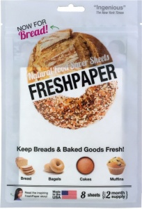 Fresh Paper for Bread