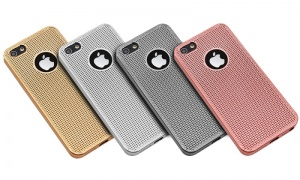 Silicone Ribbed Case for iphone