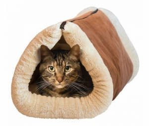 2 In 1 Kitty Cabin and Bed