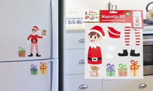 MultiSection ELF Printed Magnetic Sheets