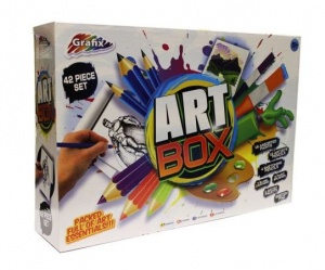 Mega Art Set for Kids