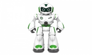 26CM R/C Smart Robot W/Sensor Walking And Dancing