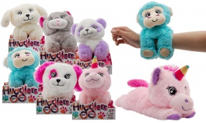 28CM Hugglers Plush Snap Bands