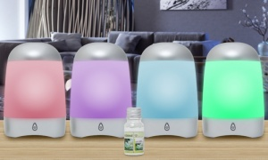 Grundig 2 in 1 Aroma Diffuser Colour Changing