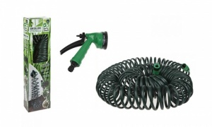 PMS 30M COIL HOSE AND SPRAYER SET