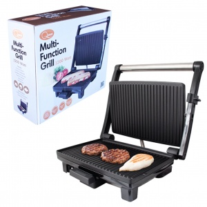 Stainless Steel Panini Sandwich Press
