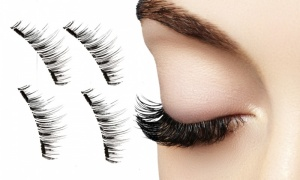 Dual Magnetic 3D Double Eyelashes