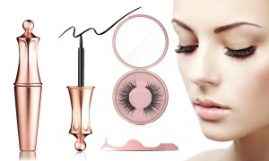 Envie Magnetic Eyelash Set