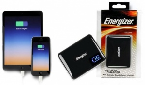 Energiser Power Bank 4000mAh