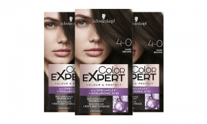 Schwarzkopf Color Expert Hair Dye Pack of  3