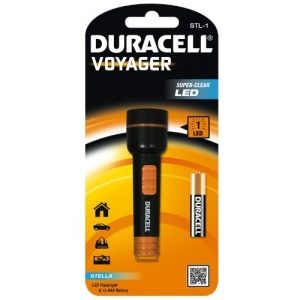 Duracell Voyager AAA LED Torch