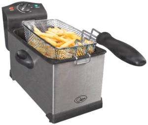 Quest Stainless Steel Deep Fat Fryer