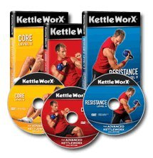 3CD Kettleworx Advanced DVD Set