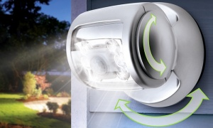 Wireless LED Clique Outdoor Light