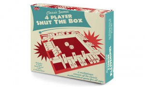 Tobar 4 player Shut the Box