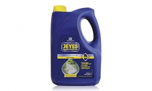 Jeyes 4 in 1 Patio Outdoor Cleaning Blue Powder 4L