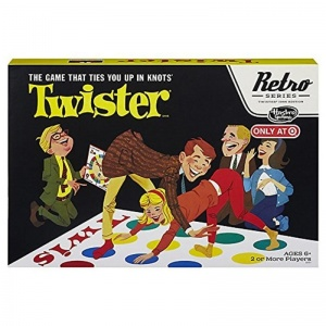 Game Twister Retro - B28510900-04710
