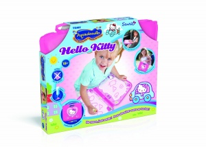 TOMY Aquadoodle Hello Kitty Travel Drawing Bag