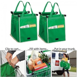 Set of 2 Easy Pack Trolley Bags (742013)