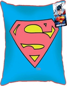 DC Superman Glow Cushion (463086)
