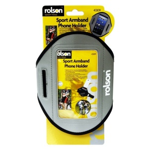 Rolson Sport Armband Phone Holder