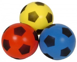 200mm Foam Ball Size 5