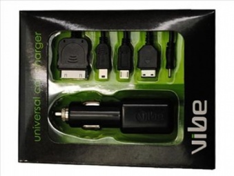 5 In 1 Universal In Car Charger