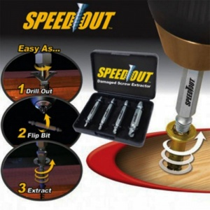 Speed Out Damaged Screw Extractor