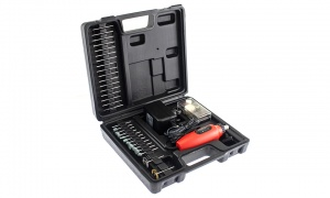 Am Tech 60PC Mini Drill and Bit Set