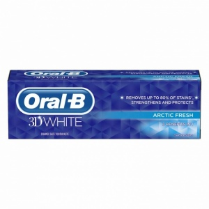 Oral B T/Paste 3d Arctic Fresh